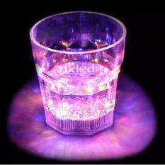Gelas Minum Sensor Air Water Led Berubah 7 Warna Uk Kecil Cafe Disko Valentine Produk Barang Unik China Koleksi Pernsk Pernik Unik Indah Glass Pakai Baterai Cocok Ultah Birthday Party Murah Meriah Harga Terjangkau