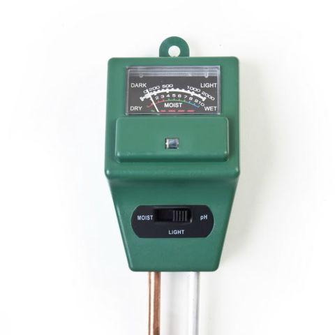 Bagus 3-In-1 Telp Penguji Tes Meteran Air Karton Pak Tanah Lampu untuk Taman Bunga Tanaman- Internasional 1
