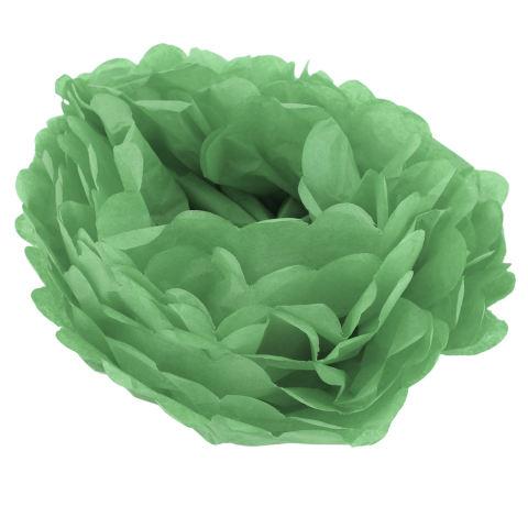 BAIK Dicampur-ukuran (15, 20, 25 Cm) dari Kertas Tisu Pom Pom Bola Dekorasi Pernikahan 1