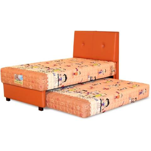 Guhdo 2in1 Happy Kids 140x200 Bravo Orange