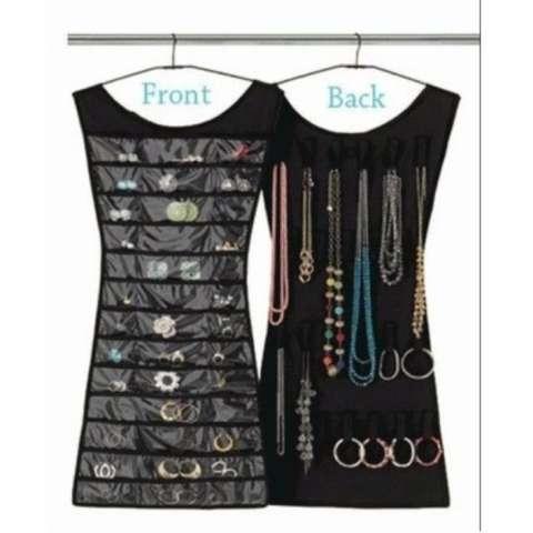 Hanging Jewel Bag Jewelry Jewel Organizer accecories display hanger