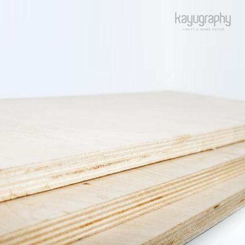 Hiasan Pajangan Dinding Quote Wooden Vintage Poster Kayu - 15x20cm A020 3