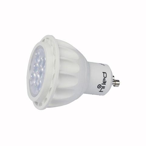 Hiled Lampu LED Spot/ GU-10/ 7W/ AC220V/ WW/ 80