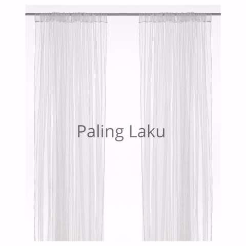 Prime Tirai Benang Cantik Motif Love 1 Pcs - Hijau. Rp 14.500. Rp 26.250
