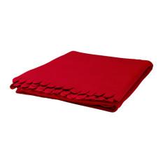Ikea Polarvide Selimut, Merah