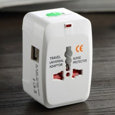 In general use conversion plug in the world Japanese harbor version the United States marks Europe to mark an English to mark virtuous mark AC outlet machine in Bali, Thailand Special socket for Southeast Asia - intl