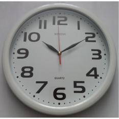 Jam Dinding Winston - Elegant - Putih
