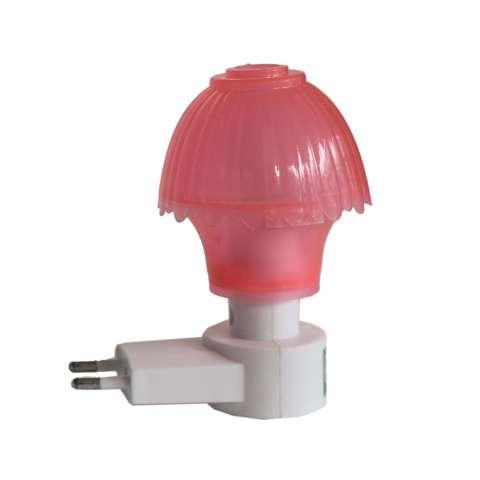 EELIC JM-997 Mini Warna Pink Model Jamur Lampu cantik Malam Hari Tidak Silau Di