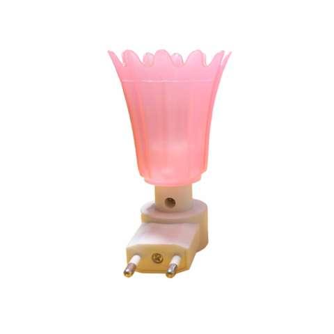 EELIC JM-999 Mini Warna Pink Model Keriting Lampu cantik Malam Hari Tidak Silau Di