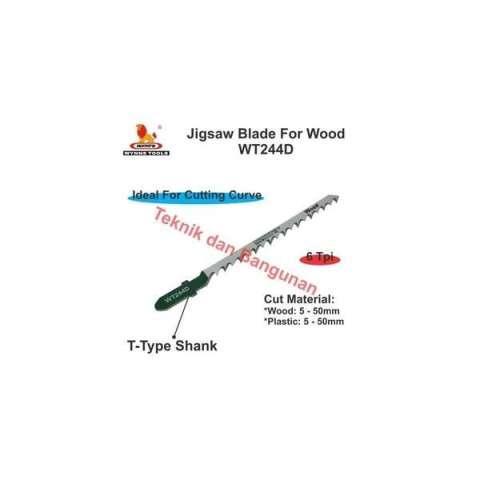 Jigsaw Blade/Mata Jigsaw Wynn's WT-244D