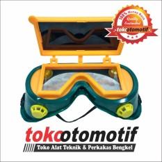 Kacamata Las Segi Empat TORA - Kacamata Safety