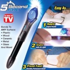Kado Unik-- Lazerbond 5 Second Fix - Lem Ajaib - Magic Liquid Rapid Repair