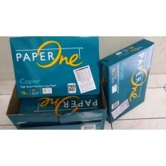 Kertas HVS A4 70 gr gram gsm Paper One Paperone