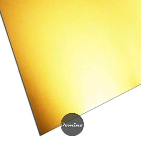 kertas Karton emas 230gr lembaran utuh karton gold 230g plano Satuan 1