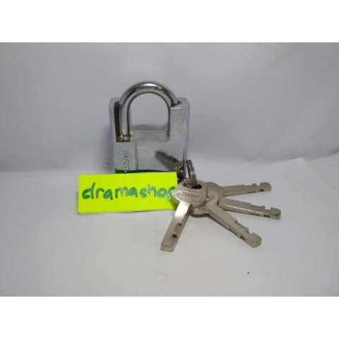 Kunci Gembok Pintu Pagar Rolling Door Toko Jaket Pendek 40 40mm Terbaru