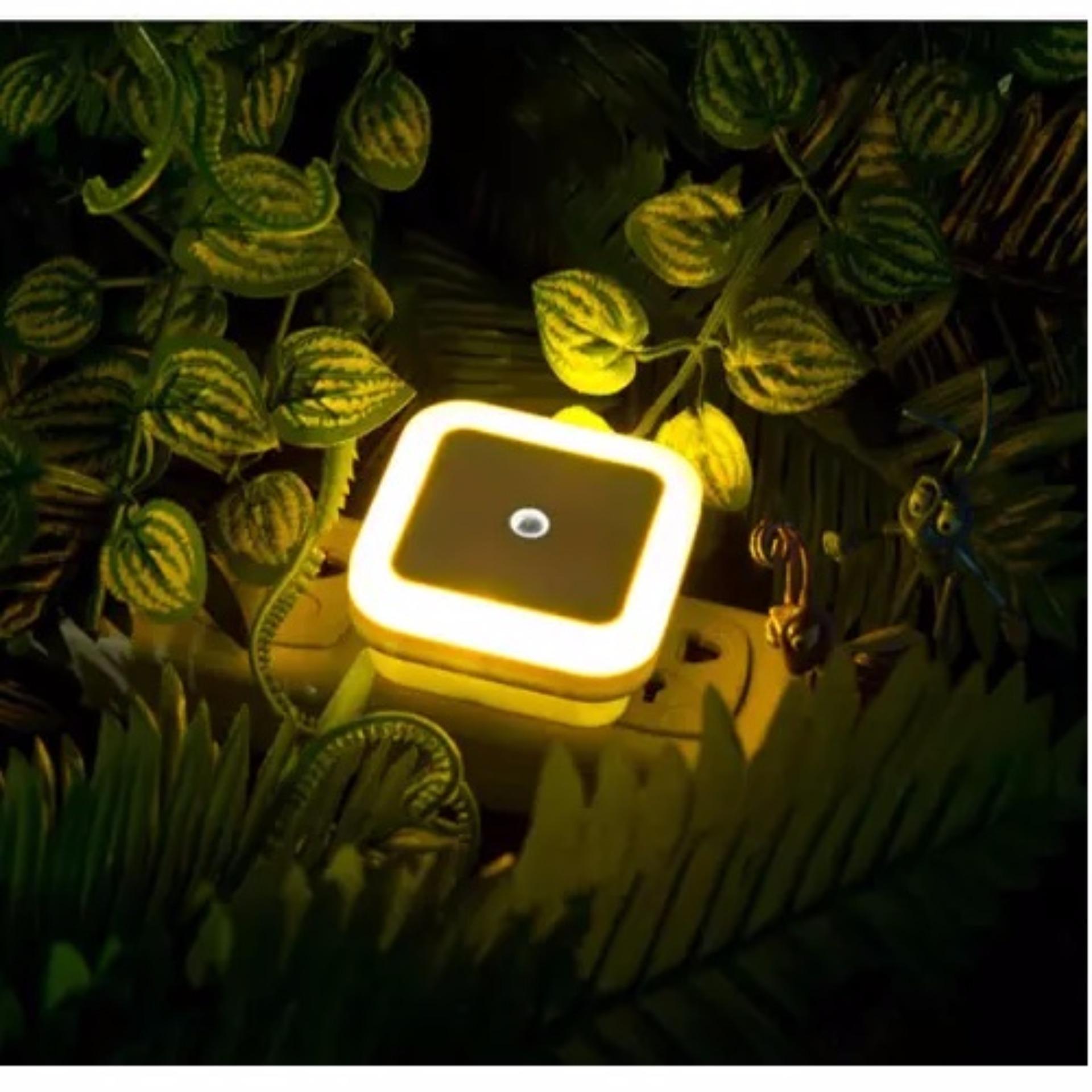 Lampu Sensor Cahaya Kamar Tidur - Kuning