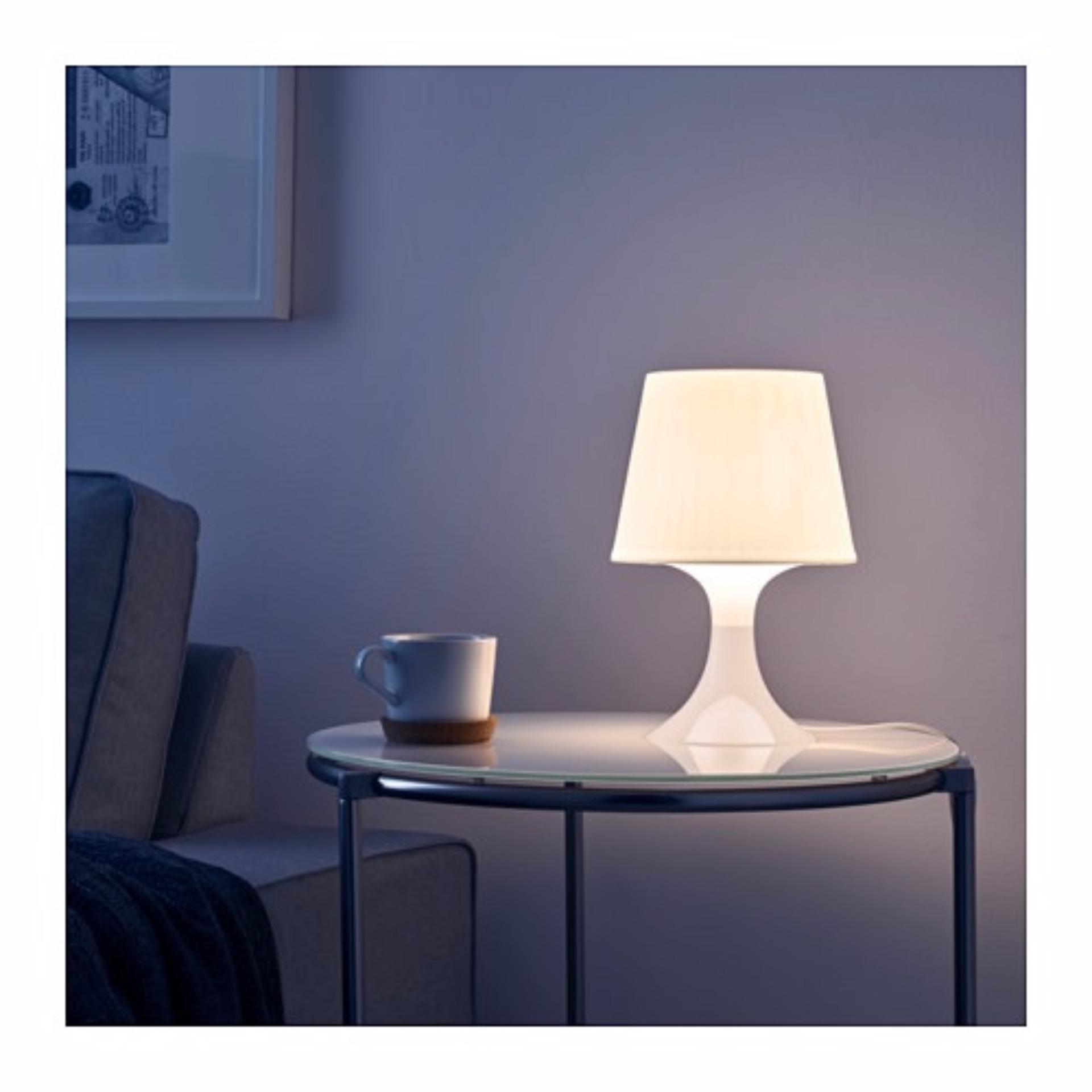 Lampu Tidur IKEA Lampan / Lampu Meja / Lampu Kamar Murah Berkualitas