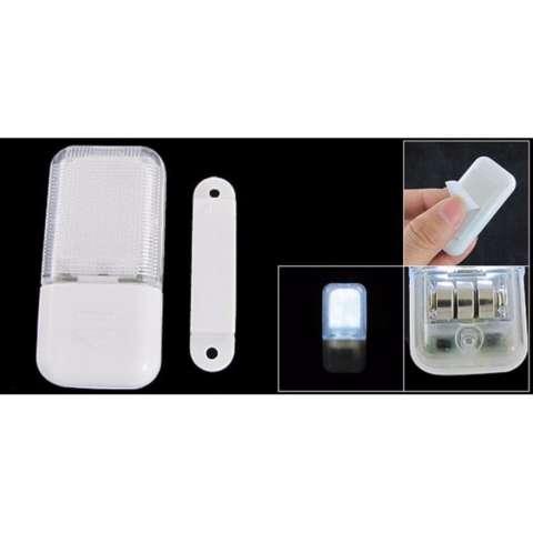 lanjar jaya Alarm Pintu Jendela Rumah Anti Maling - Door Window Entry Alarm +lampu lemari