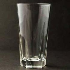 LIBBEY Inverness 335 ML Isi 6 Pcs - Set Gelas Kaca Bening High Quality