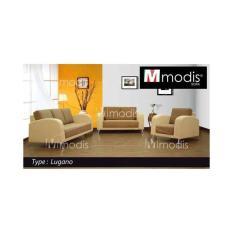 Modis Sofa - Lugano 3 Person (Khusus Kota Medan saja + Free Ongkir)