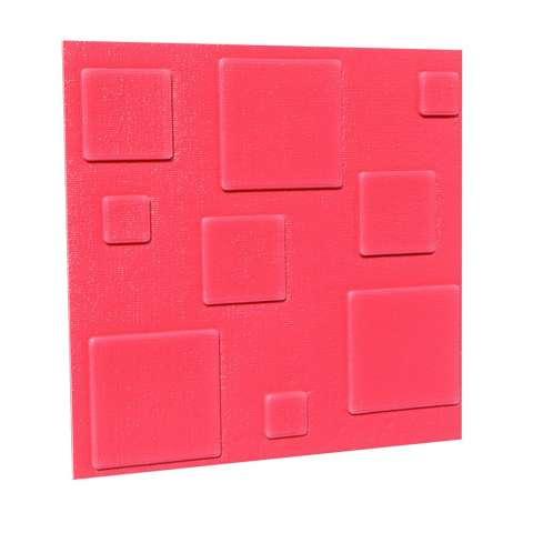 LumiParty 1 PC/6 Pcs Tahan Air Brick-Grain PE Foam Wallpaper 3D Wall Sticker Anti-Collision Art Mural untuk Taman Kanak-kanak Kamar Anak-anak Hotel Dinding Ornamen Spesifikasi: Susu Putih 1 Pc 2