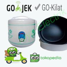 Magic com Kecil Niko 1.2 Liter 3 in 1