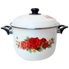Maspion Panci Stock Pot Enamel 26cm