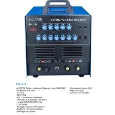 Mesin Las AC DC TIG 200 Pulse