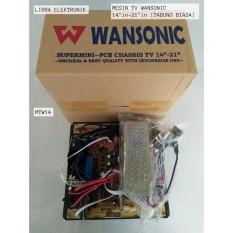 Mesin TV Wansonic 14in Sampai 21in Tabung Biasa