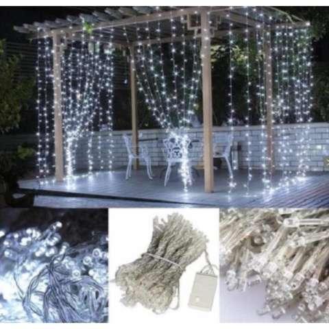 Lampu Hias Lampu LED Dekorasi Dan Hias Tumblr Natal Twinkle Light + Ada Colokan Sambungan