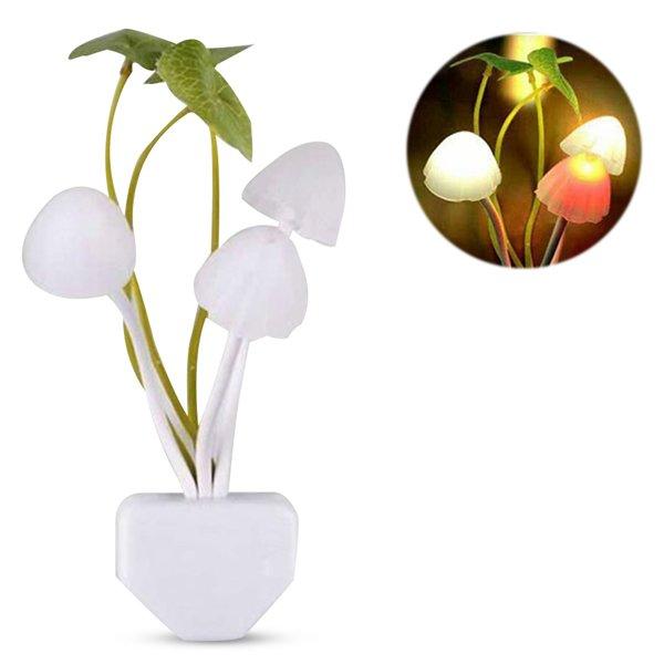 Moreno Lampu Tidur LED Sensor Cahaya Lampu Kamar Lampu Jamur
