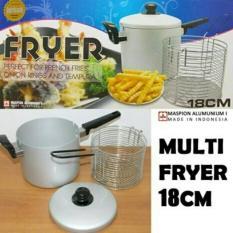 Multi Fryer 18Cm Aluminium Maspion