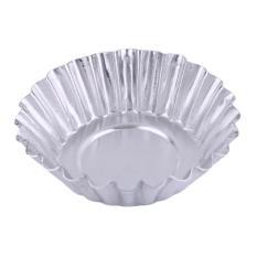 O Praktis Kue Kue Tart Telur Aluminium Cetakan Kue Cetakan Penuh Penggunaan Dapur-Internasional