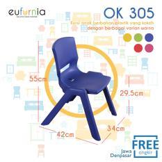 Eufurnia Olymplast Kursi Anak Plastik OK 305 Biru