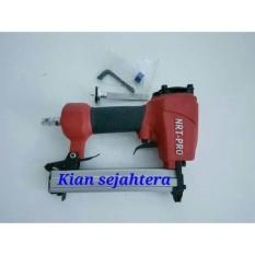 ORIGINAL - Mesin Air Nailer 1022J NRT-PRO/ Staples Angin Tembak Paku
