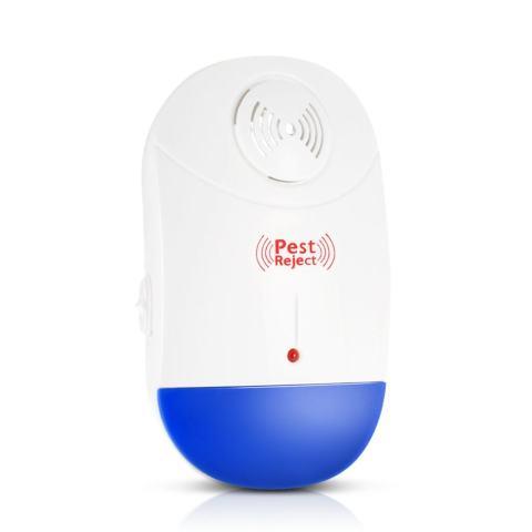 Paket 6 Elektronik Ultrasonic Pest Repeller Tidak beracun Plug In Repellent untuk Tikus Nyamuk Semut Laba