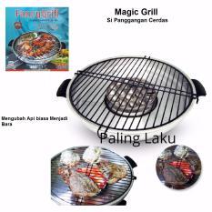 Paling Laku Alat panggang serbaguna - fancy grill - merk Maspion