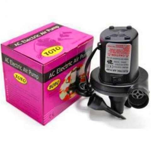 Paling Laris TOTO Pompa Angin Elektrik 2 IN 1 Ac Air Pump Vacuum And Blow