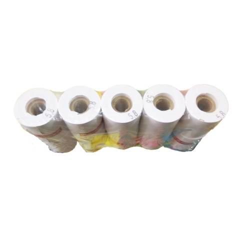 Paperpryns Strook Roll 58 x 48 mm HVS 1