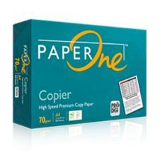 Paper One Copier Kertas Fotokopi HVS A4 70 g/m [1 Rim/500 lembar]