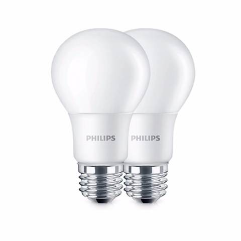 Philips Lampu LED - (Kuning) [7 W - 2 Pcs]