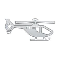 Dekorasi Pesawat Carbon Steel DIY Stensil Scrapbooking Kertas Kerajinan Cutting Die-Intl