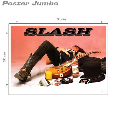 Poster Jumbo: SLASH #SSH02 - 50 x 70 cm