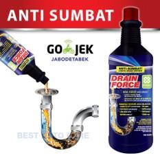 Primo Drain Force Anti Sumbat Saluran Mampet Soda Api Cair - 720 gr