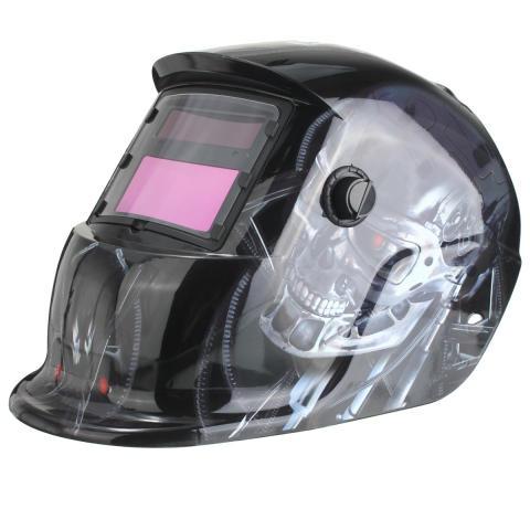 Home; Surya Pro untuk topeng las otomatis gelap helm las Arc cekcok Mig topeng gerinda
