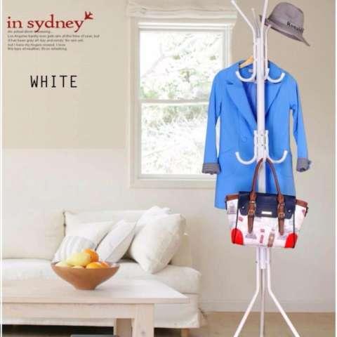 Gantungan Multifungsi Untuk Baju Tas Topi Payung DLL - Multifunction Hanger