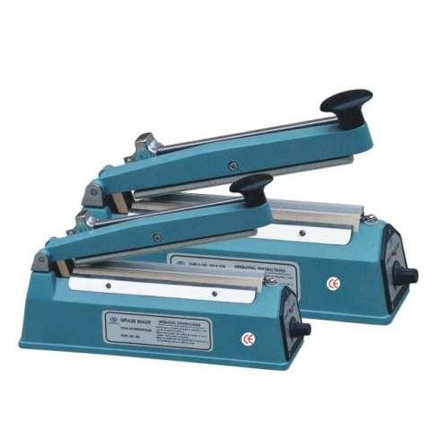 Q2 Impulse sealer PFS- 200 Alat Press Plastik 20 CM - Biru