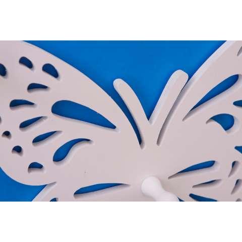 Rak Di Dinding Rak Hiasan Dinding Rak Tempel Minimalis Rak Serbaguna Minimalis Rak Dinding Ruang Tamu Rak Pajangan Minimalis Rak Dinding MH513 Superdeal Simple Butterfly 3