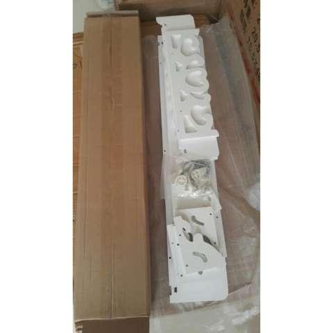 Rak pajangan gantung rak gantung unik rak hias minimalis rak ruang tamu minimalis rak dinding modern Rak Dinding Vintage (1 set isi 3 pcs 5 hook gantungan) 1