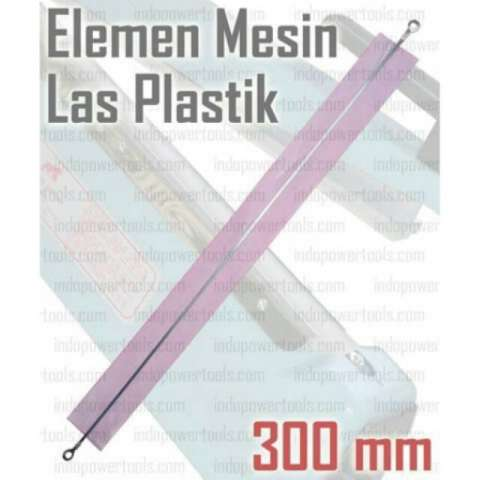 SLVSHOPEE 081217269368 Spare Part Elemen Impulse Sealer Pres Plastik